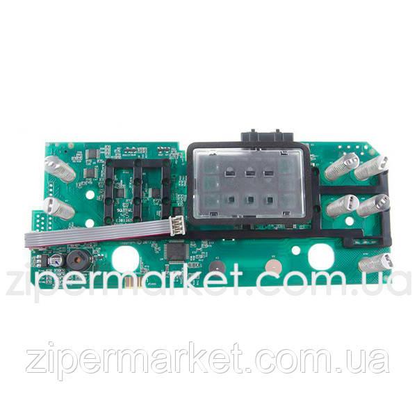 Модуль индикации вертикальной стиральной машины Electrolux 8076952350