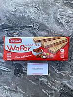 Вафли ореховые Wafer Dolciando 300 грм
