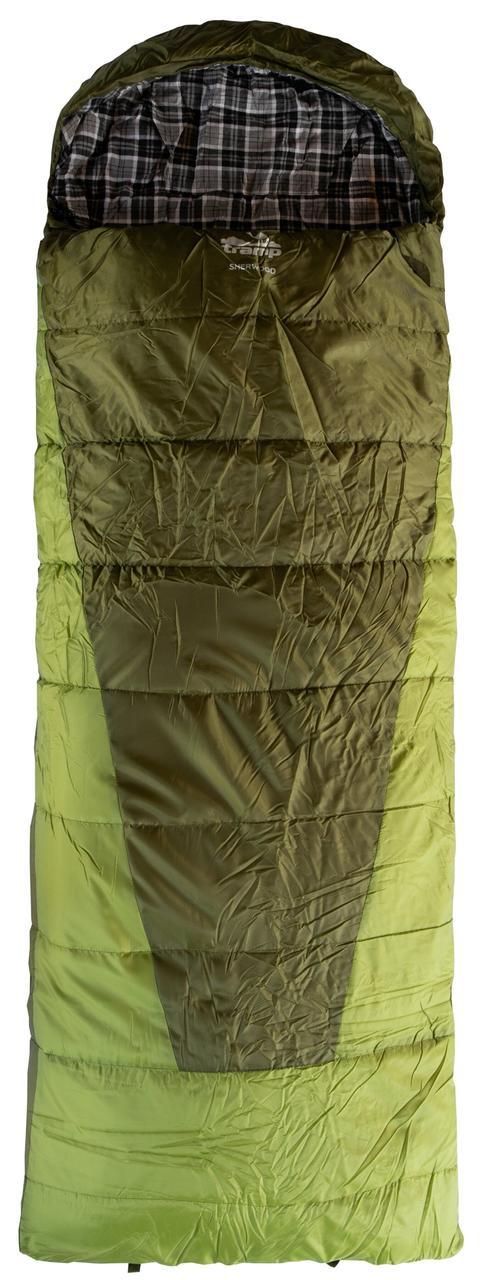 Спальний мішок-ковдра Tramp Sherwood Regular TRS-054R