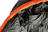Спальный мешок Tramp Oimyakon Regular кокон левый   TRS-048, фото 8