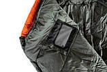 Спальный мешок Tramp Oimyakon Regular кокон левый   TRS-048, фото 9