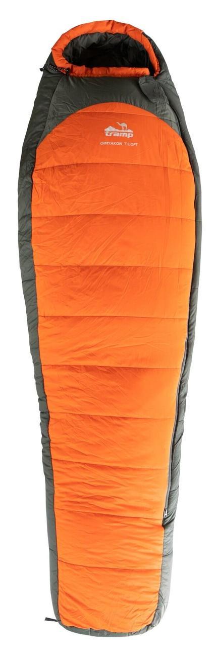 Спальный мешок Tramp Oimyakon Compact кокон левый TRS-048С-L