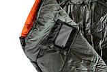 Спальный мешок Tramp Oimyakon Compact кокон левый TRS-048С-L, фото 8