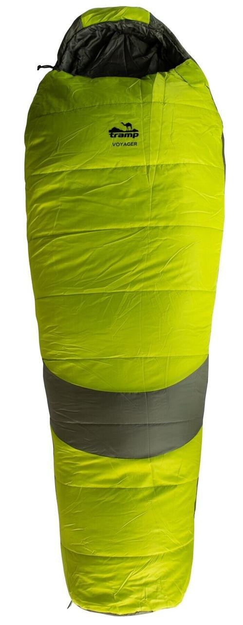 Спальный мешок Tramp Voyager Long левый TRS-052L-L