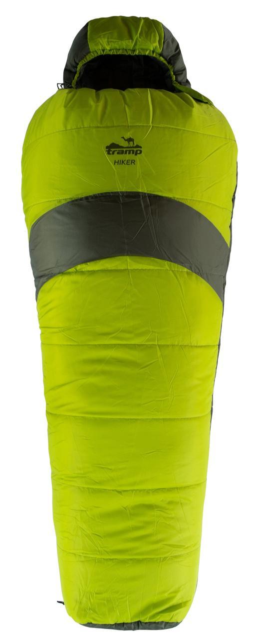 Спальный мешок Tramp Hiker Regular кокон левый TRS-051-L