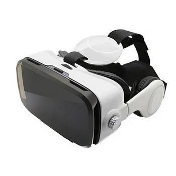 Очки виртуальной реальности для телефона VR BOX Z4 с пультом