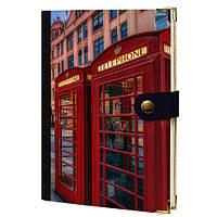 Дневник на кнопке Телефонная будка