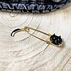 Шпилька з котиком, фото 3