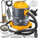Пилосос для каміна і підлоги Powermat PM-ESP-2000M FC 2000Вт