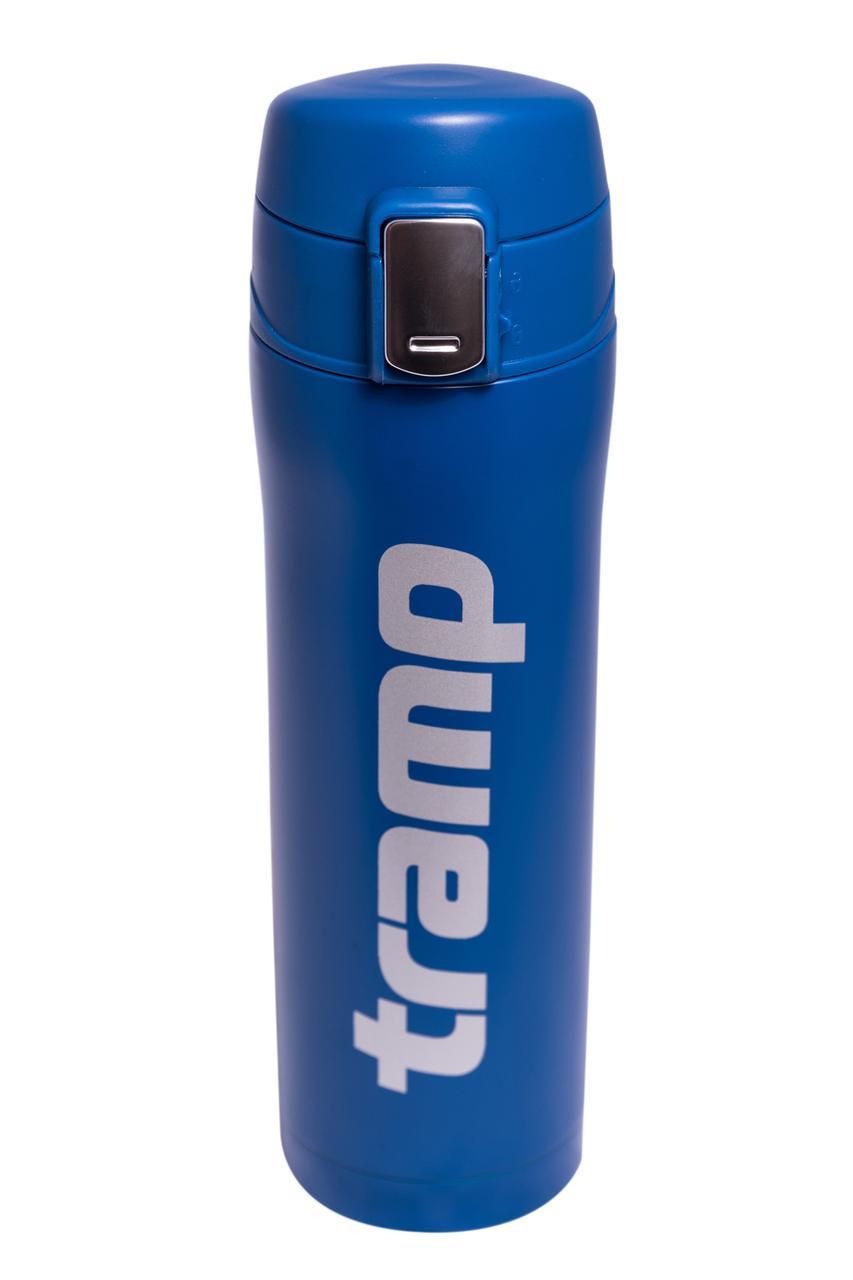 Термос Tramp 0,45 л синий TRC-107-blue