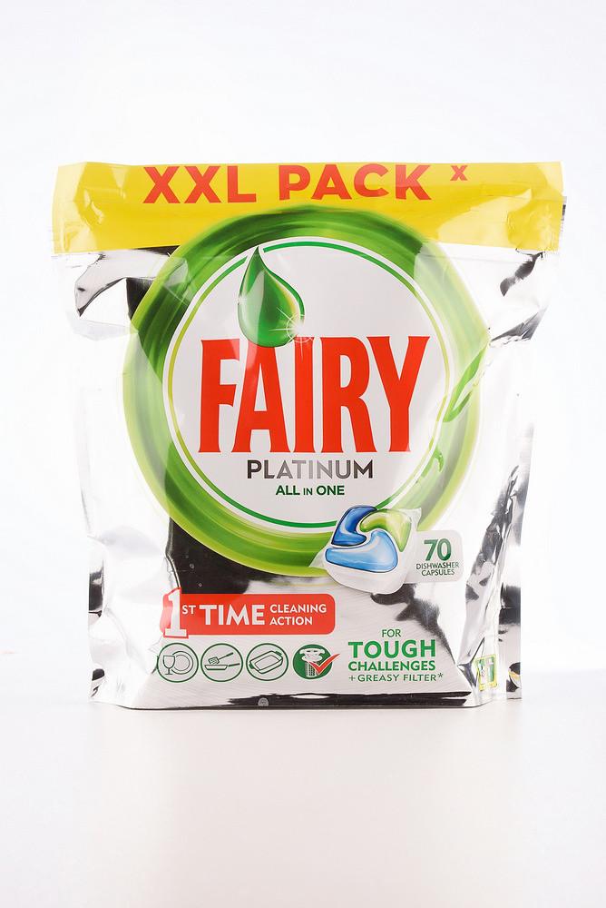 FAIRY капсула для посуд-машин Platinum Original