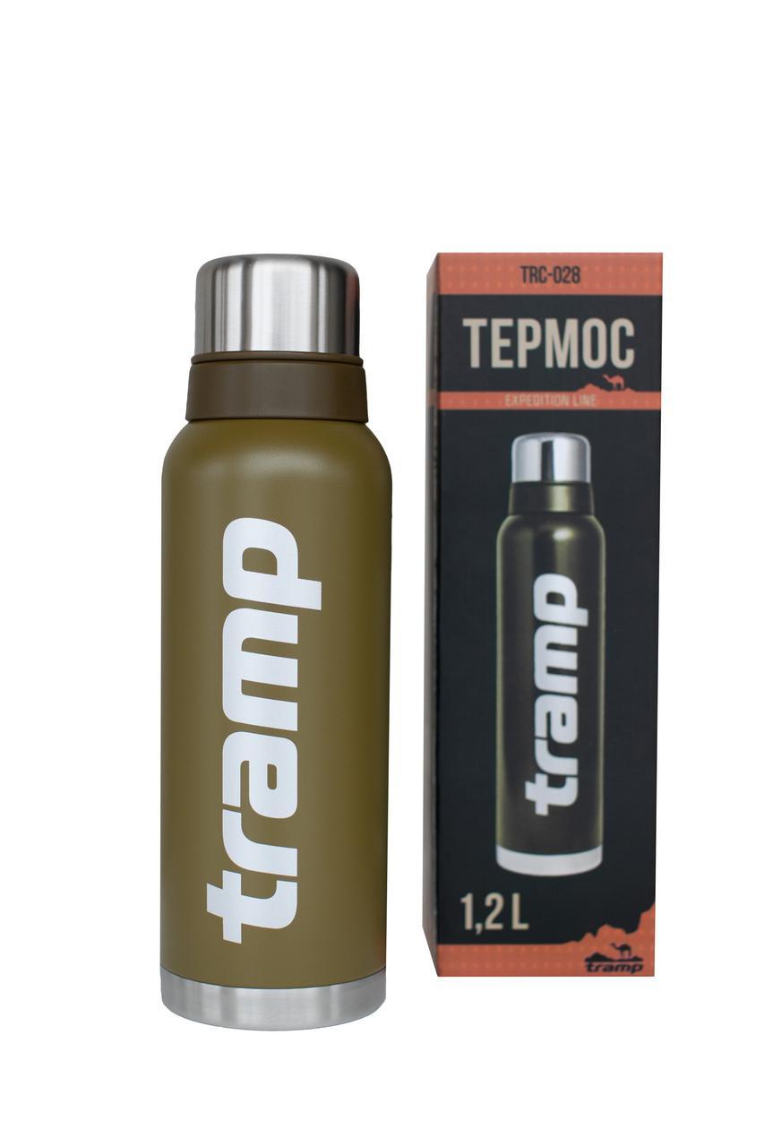 Термос Tramp Expedition Line 1,2 л оливковый