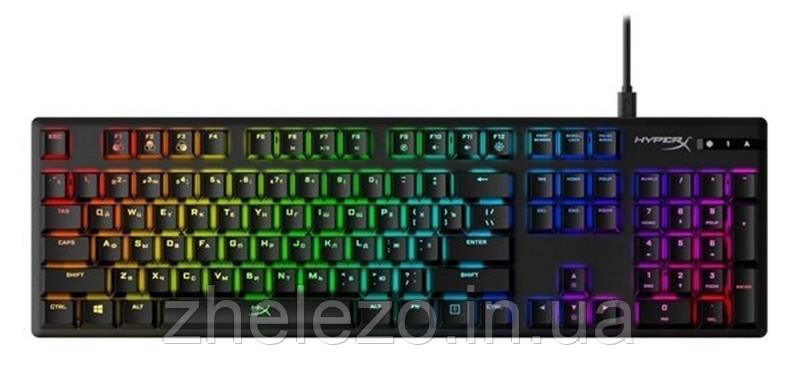 Клавіатура Kingston Hyper Alloy Origins Blue (HX-KB6BLX-RU) USB