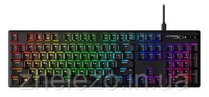 Клавіатура Kingston Hyper Alloy Origins Blue (HX-KB6BLX-RU) USB, фото 2