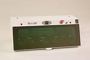 Ультрафиолетовая камера ПАНМЕД-5М (малая) УФ камера медицинская для хранения стерильного инструмента (уф шкаф)