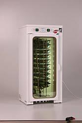 Ультрафіолетова камера ПАНМЕД-10М (мала) УФ камера медична для зберігання стерильного інструменту, уф шафа