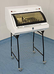 Ультрафіолетова камера ПАНМЕД-1С (середня зі скляною кришкою) УФ камера медична