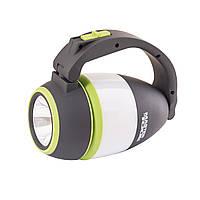 Ліхтар 3-в-1, 3 режими, 160х130х85 мм, LED ABS MASTERTOOL (94-0805)
