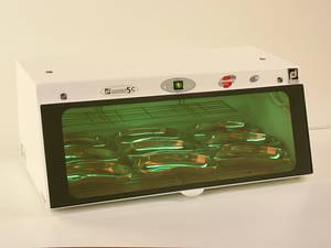 Ультрафіолетова камера ПАНМЕД-5С (середня) УФ камера медична для зберігання стерильного інструменту