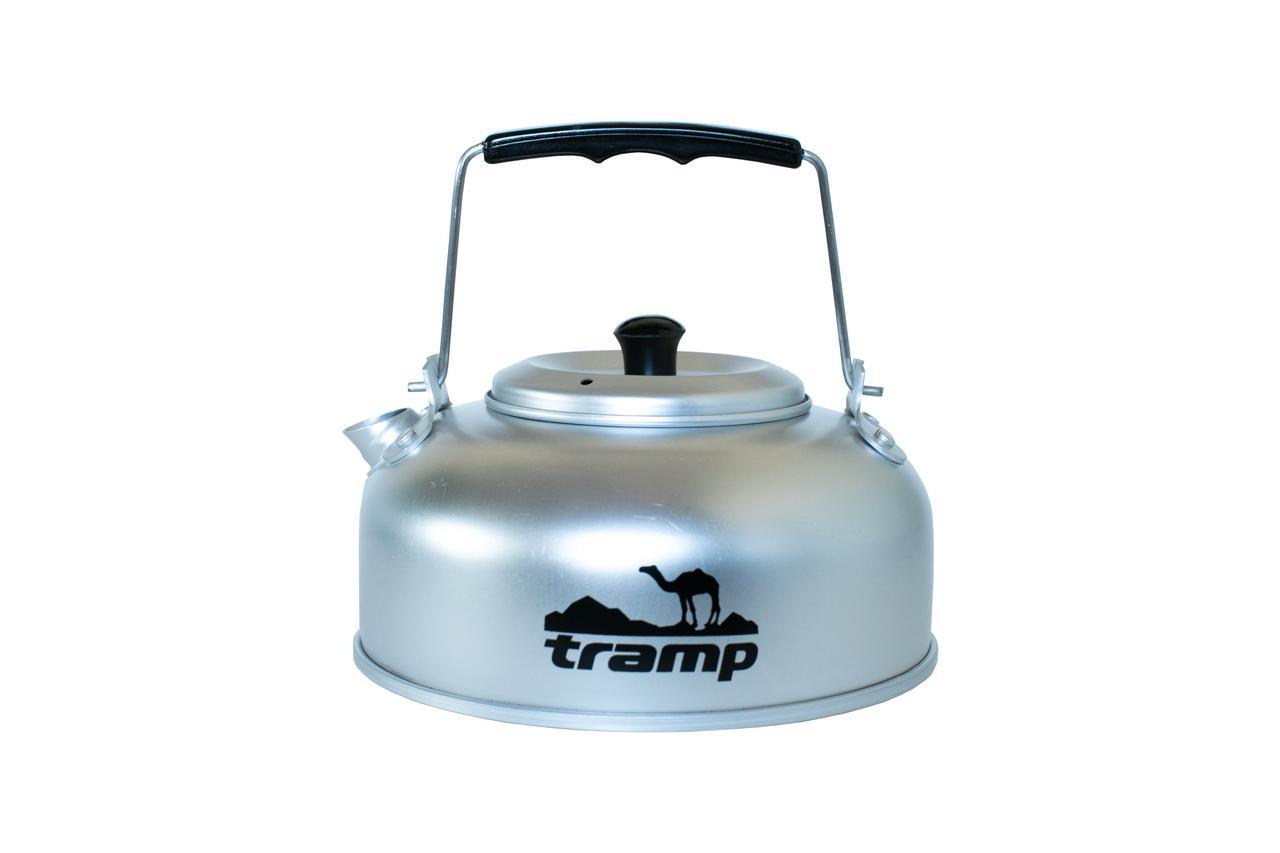 Чайник алюмінієвий Tramp 0,9 л.