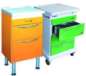 Ультрафиолетовая камера ПАНМЕД- 7, УФ камера медицинская для хранения стерильного инструмента (уф шкаф)