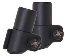 Крепления Fast Lock 18mm для треккинговых палок Tramp пара