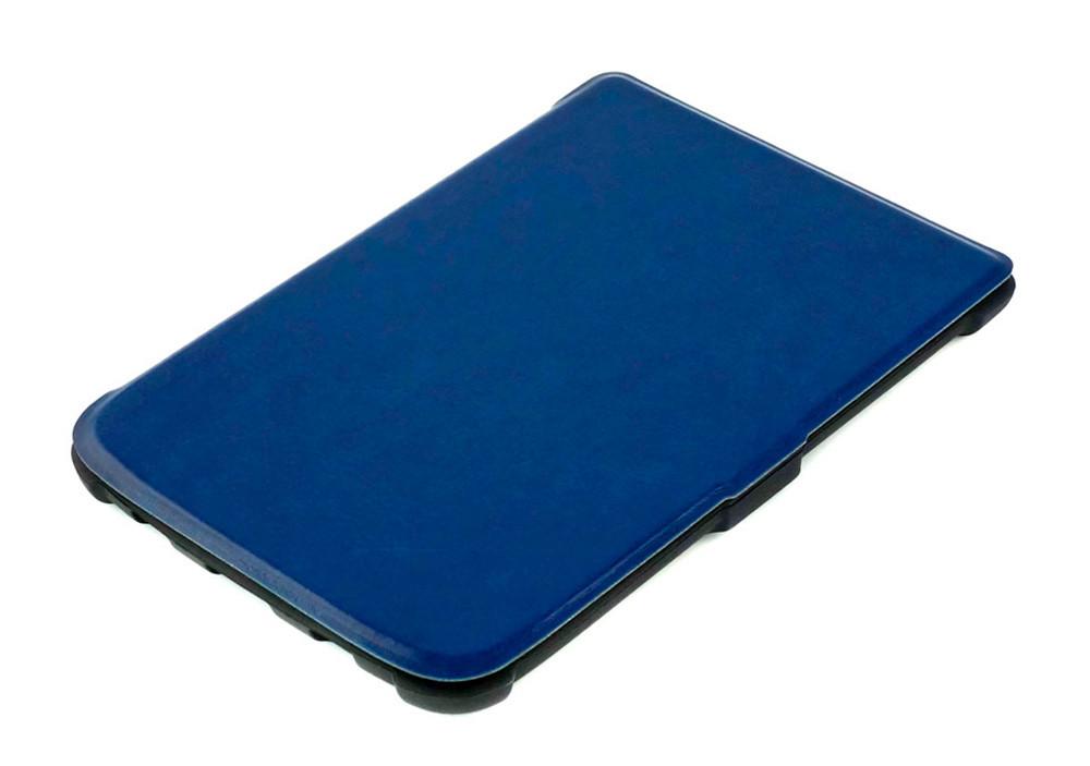 Чохол для PocketBook 628 Touch Lux 5 blue tpu