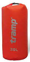 Гермомешок Tramp Nylon PVC 20 червоний