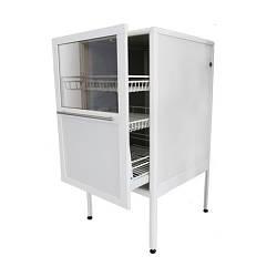 Шкаф ультрафиолетовый бактерицидный ШМБ 8-2, УФ камера медицинская для хранения стерильного инструмента