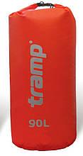 Гермомешок Tramp Nylon PVC 90 червоний