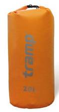 Гермомешок Tramp PVC 20 л (помаранчевий)