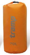 Гермомешок Tramp PVC 70 л (помаранчевий)