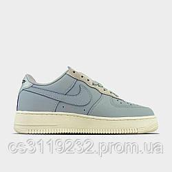 Жіночі кросівки Nike Air Force 1 Low Devin Booker (блакитний)