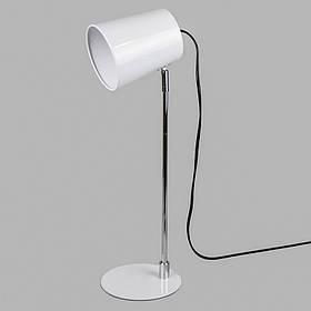 Настольная лампа NM-815762 WT белая