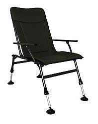Крісло риболовне, коропове Vario Camping