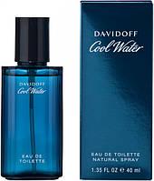 Мужская туалетная вода Davidoff Cool Water Men 40ml