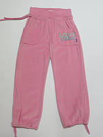 Спортивные штаны/брюки для девочек Турция 116р