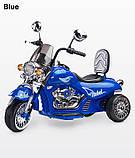 Електромотоцикл Caretero (Toyz) Rebel, фото 3