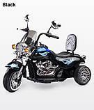 Електромотоцикл Caretero (Toyz) Rebel, фото 4