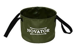 Відро для підгодовування Novator VD-1 (30x23 см)