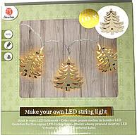 Новогодний набор для творчества LED  Deco Time (PM2-10268)