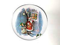Тарелка Новогодняя Home (PM2-10285)