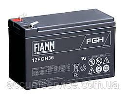 Акумулятор FIAMM 12FGH36 - 12V 9Ah