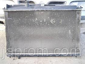 Радиатор охлаждение двигателя с вентиляторами Hyundai Santa Fe II 2005-2009г.в. 2.2 CRDi МКПП 4WD