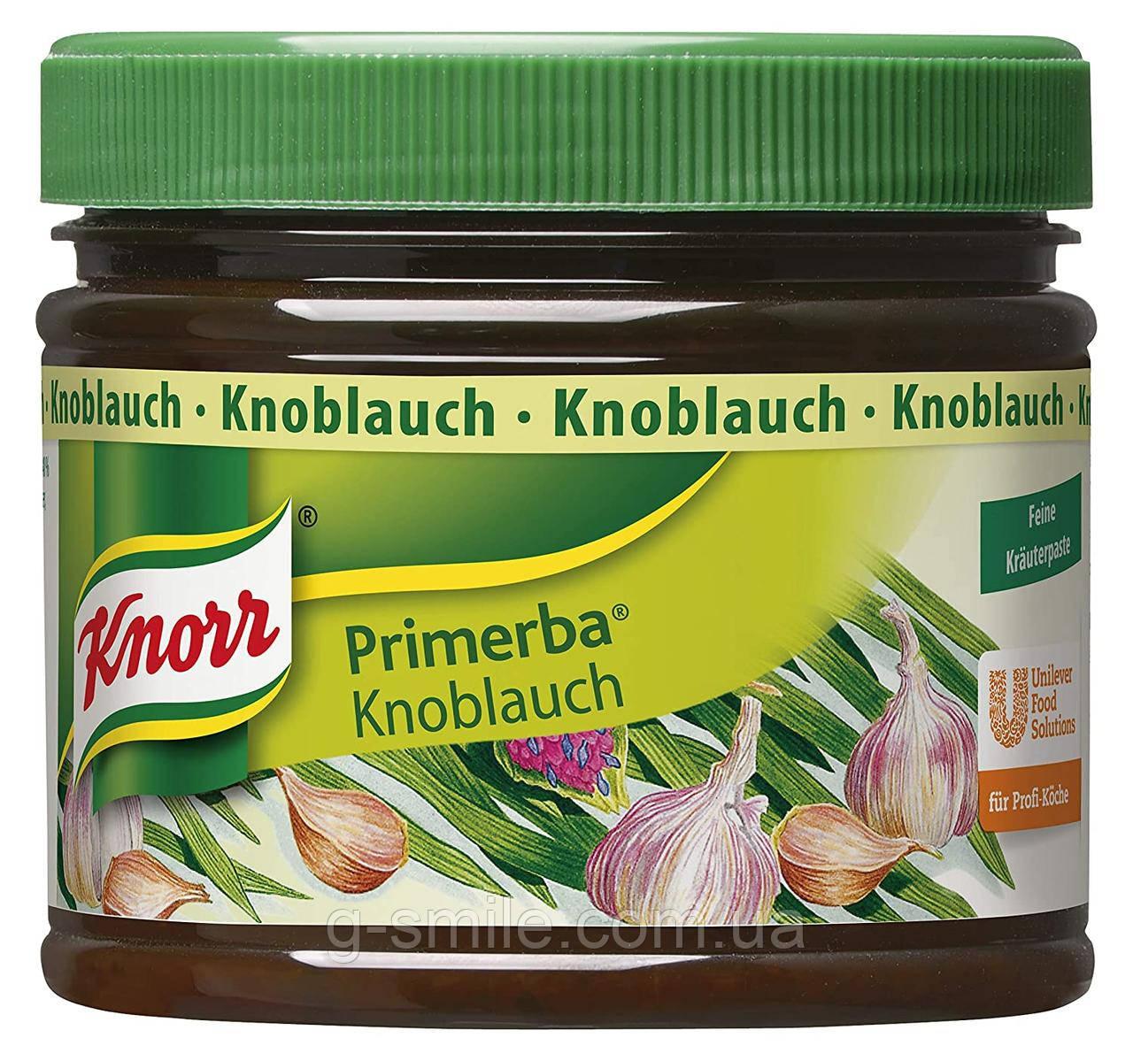 Knorr Primerba Трави в олії з часником