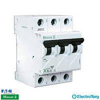 Автоматический выключатель Moeller Eaton PLHT-C125/3