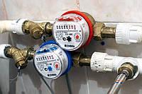 Установка счетчиков воды, установка счетчиков тепла, установка счетчиков электроэнергии в Киеве