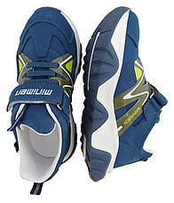 Кроссовки Minimen 96sport синий, фото 3