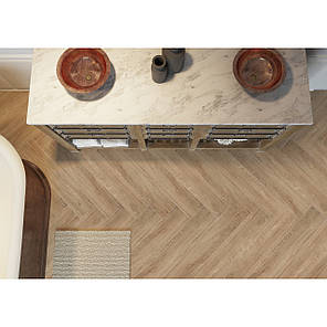 Плитка для підлоги під дерево Cerrad Catalea Honey 90x17,5, фото 2