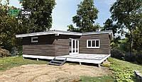 ► Дом — Скандинав 60 м²